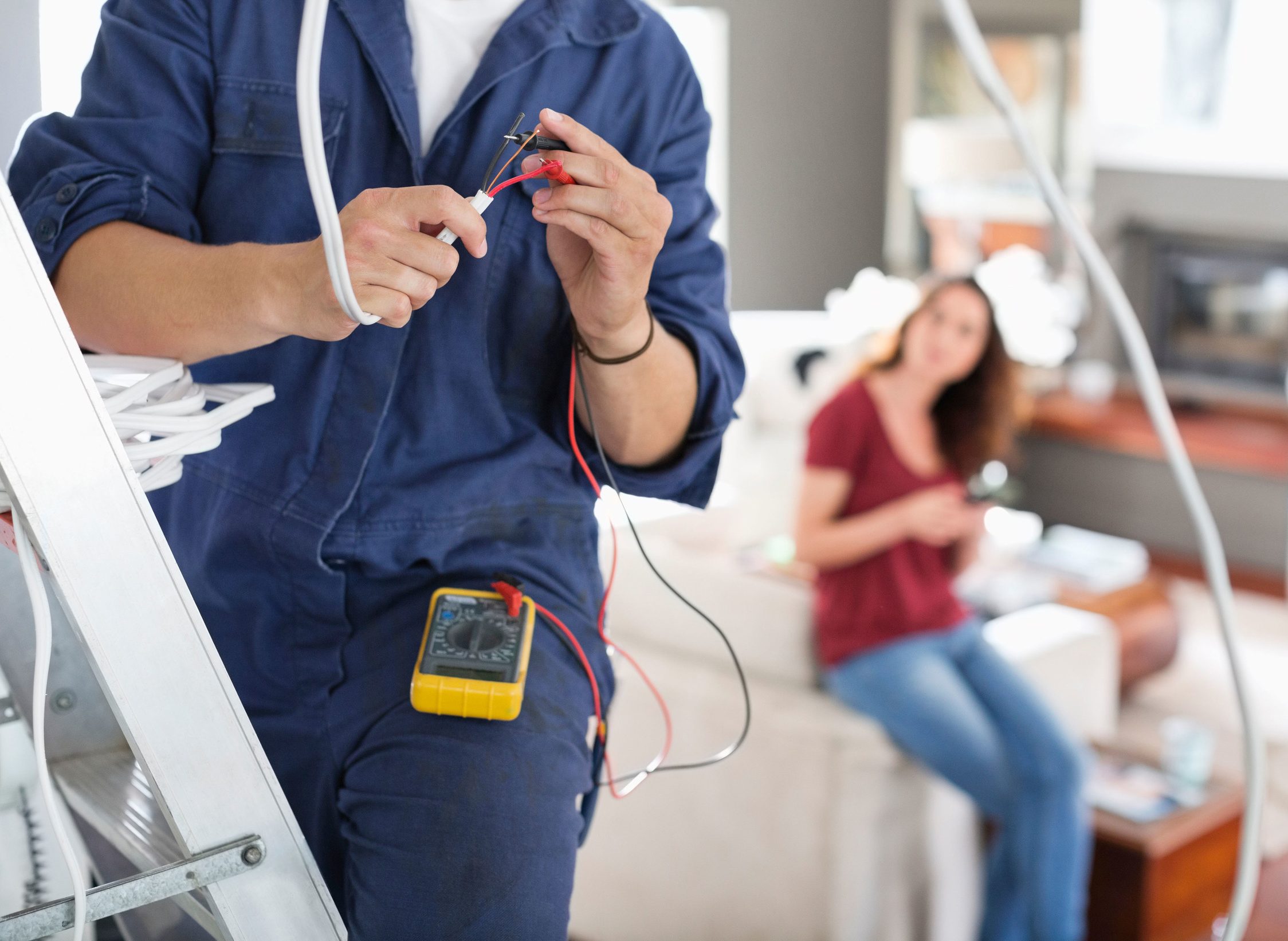Finding an electrician